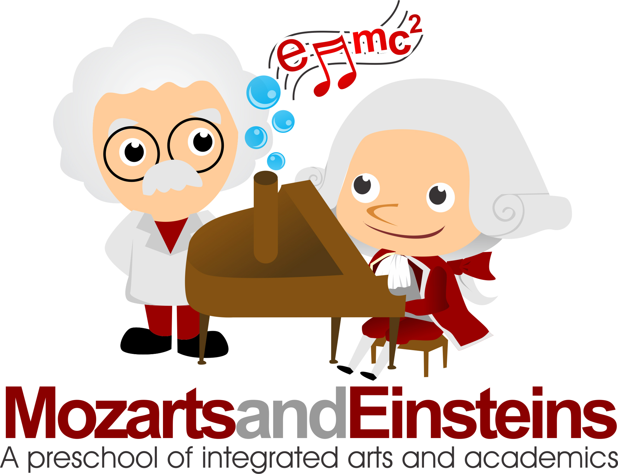 Mozarts and Einsteins